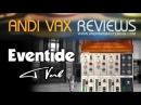 AVR 045 - Eventide Tverb
