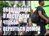 ВАРИАНТЫ ОБУЧЕНИЯ В АВСТРАЛИИ, ЧТОБЫ ВЕРНУТЬСЯ ДОМОЙ. РАМЗЕС-1241