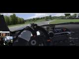 2 место iRacing Mazda MX5 (Lime Rock Park) VR
