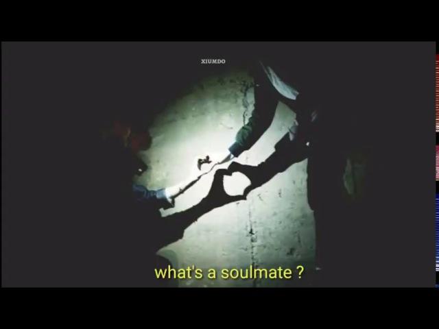 Vhope AU ;; What's a soulmate?