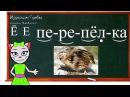 Уроки 27-30. Учим буквы Ё, Ч и Э, читаем слоги, слова и предложения вместе с кисой Алисой 0