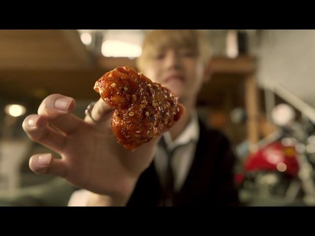 [방탄소년단] 역대 BBQ 광고 모음