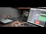 Ludacris Producer Makes a Beat ON THE SPOT - Krunkadelic ft. Miss Zenya