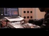The Diplomats Producer Makes a Beat ON THE SPOT - Gorilla Tek ft. Matt Fuze