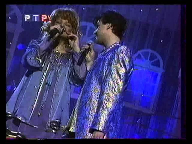 Анастасия и Юлиан. Дорогая моя... (А. Пахмутова - Н. Добронравов)