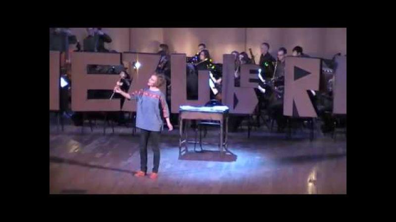 Ach, ich fühl's - Pamina's aria from Die Zauberflöte by Mozart 13.11.2017