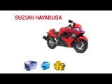 Asphalt 8 - R&D - Suzuki Hayabusa - 4 lab - test 046