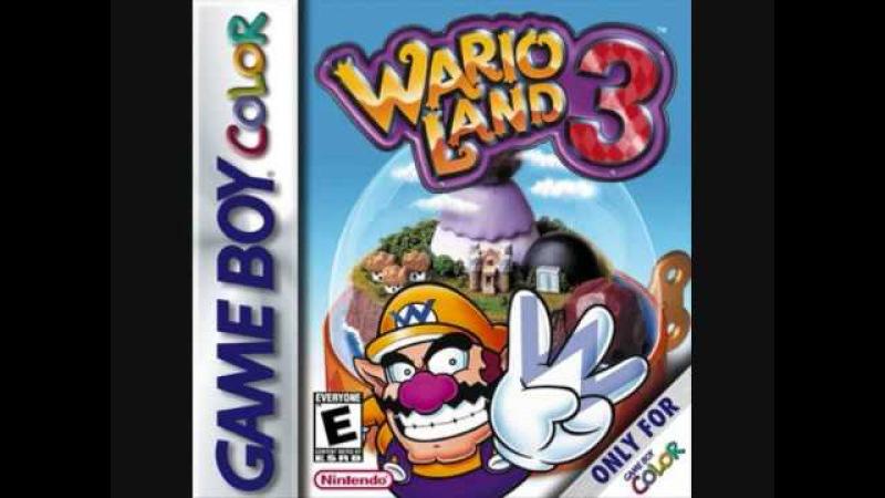 Wario Land 3 - Vampire Wario