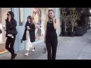 Небольшое видео с бэкстэйджа очаровательной экс-участницы «Дом 2» Виктории Боня