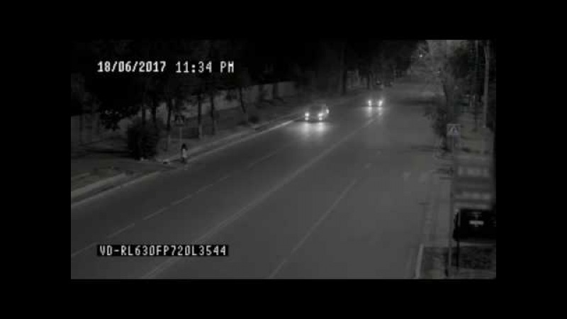 Флэш существует😲 Супер ускорился и спас девушку из под колес