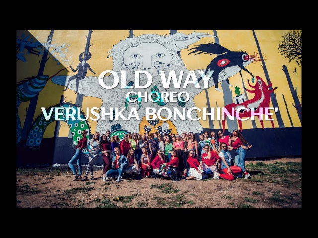 Verushka Bonchinche'   Vogue Old Way   Vjuan Allure - Emotional Elements