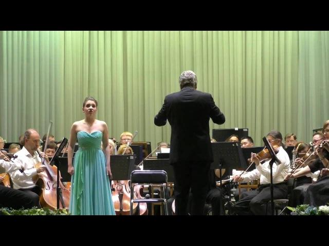Песня Наташи из оперы Русалка Валерия Синкина