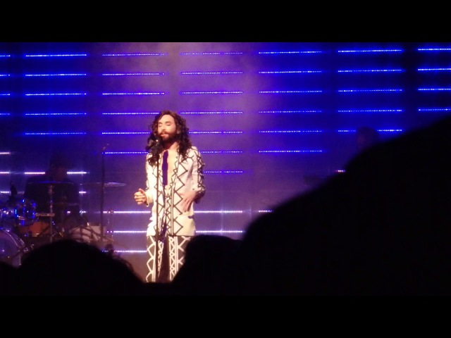 Conchita in Ybbs Ybbsiade 31.3.2017 Teil 1