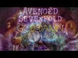 Avenged Sevenfold - God Damn - Drum Cover