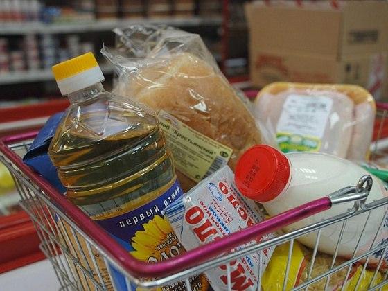 Новосибирцы за один поход в магазин тратят 492 рубля, об этом свидетел