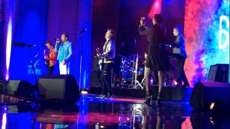 Duran Duran в Москве