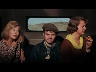БОННИ И КЛАЙД (1967) - биография, криминальная драма. Артур Пенн
