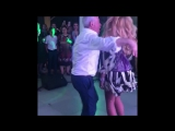 Маша Распутина танцует