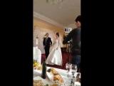 Постановка Свадебного танца от Павла Козина...Счастливые Молодожены Лидия  и  Денис!!!