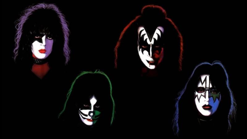 KISS- Domino 1992