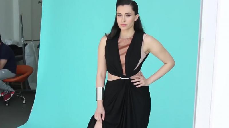 Hande Doğandemir - BeStyle Magazine Kapak Çekimi ¦ Haziran 2016