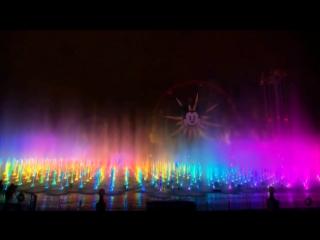 Самые красивые фонтаны в мире 1080p(HD)NEW