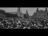 Салют Победы. 1945 года 9 мая, Москва