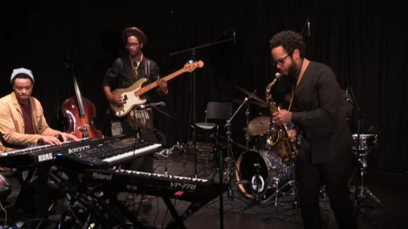 Terrace Martin - Valdez Off Crenshaw (Live For SoulandJazz)