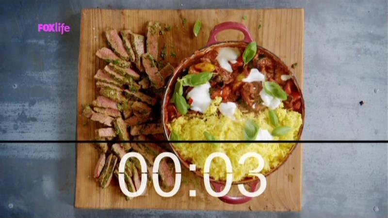 Джейми Оливер. Обед за 15 минут / Jamie's 15 Minute Meals - S01E13