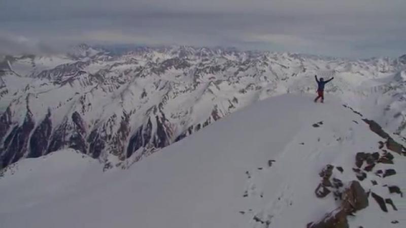 «Горы не бывают справедливыми или несправедливыми. Они просто опасны» (из дф Хребет)