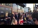 Лили на премьере сериала «Последний магнат», Лос-Анджелес (27/07/17)