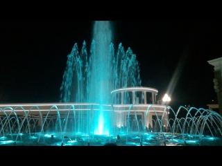 Кисловодский фонтан.
