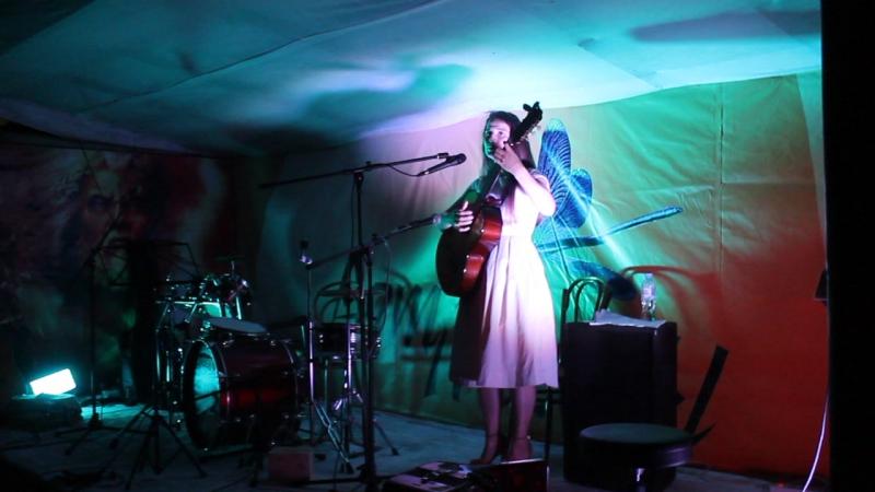 Валерия Кунина -- Злая песня (Е.Бушуева) Фестиваль Арт-Мосты г. Устюжна