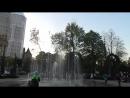 Музыкальный фонтан в Петергофе