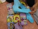Барбоскины колготки и носки Дружок, Лиза, Роза, Малыш