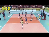 Russia vs Brazil (BEST Highlights) 2017 Womens World Grand Champions Cup