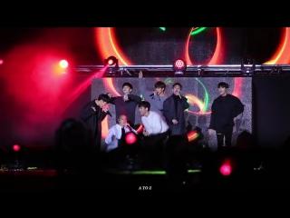[FANCAM] 15.10.2017: BTOB - All Wolves Except Me @ Daegu Kpop Concert