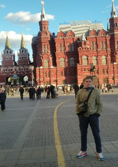 Владислав Соловьёв | Красноярск