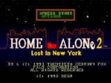 Home Alone 2 Lost in New York (Genesis) - Full Playthrough