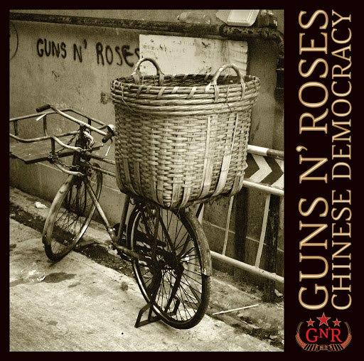 Guns N' Roses альбом Chinese Democracy