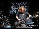 napalm death - you suffer 2017