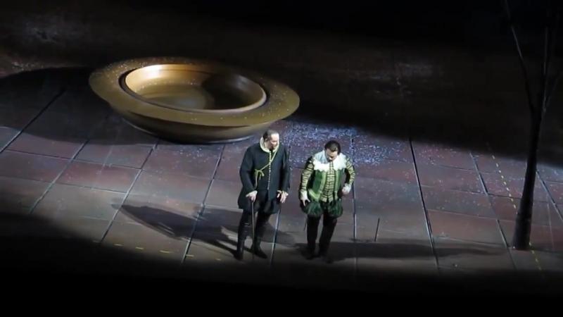 Опера 'Дон Карлос' в Большом театре