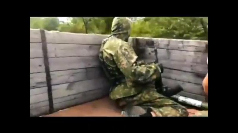Клип про ополчение Донбаса Кукрыниксы Звезда