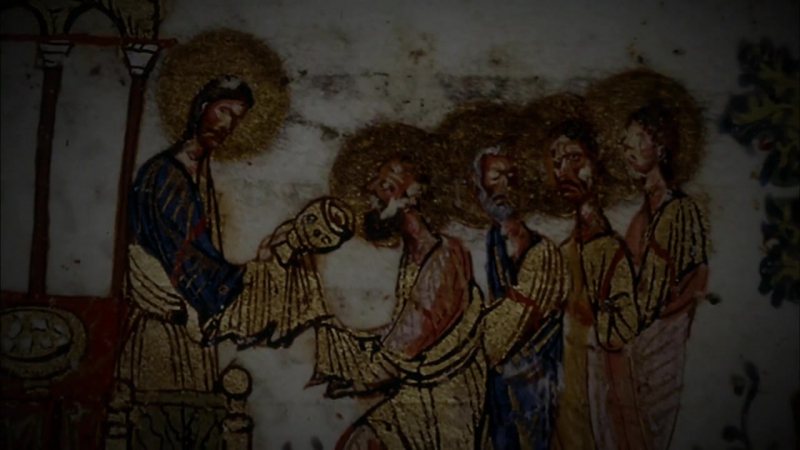 Библия - Секретные материалы (3 серия) Запретное Писание