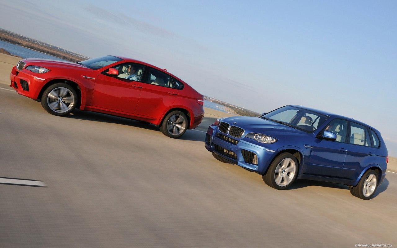 Замена масла двигателя BMW x6