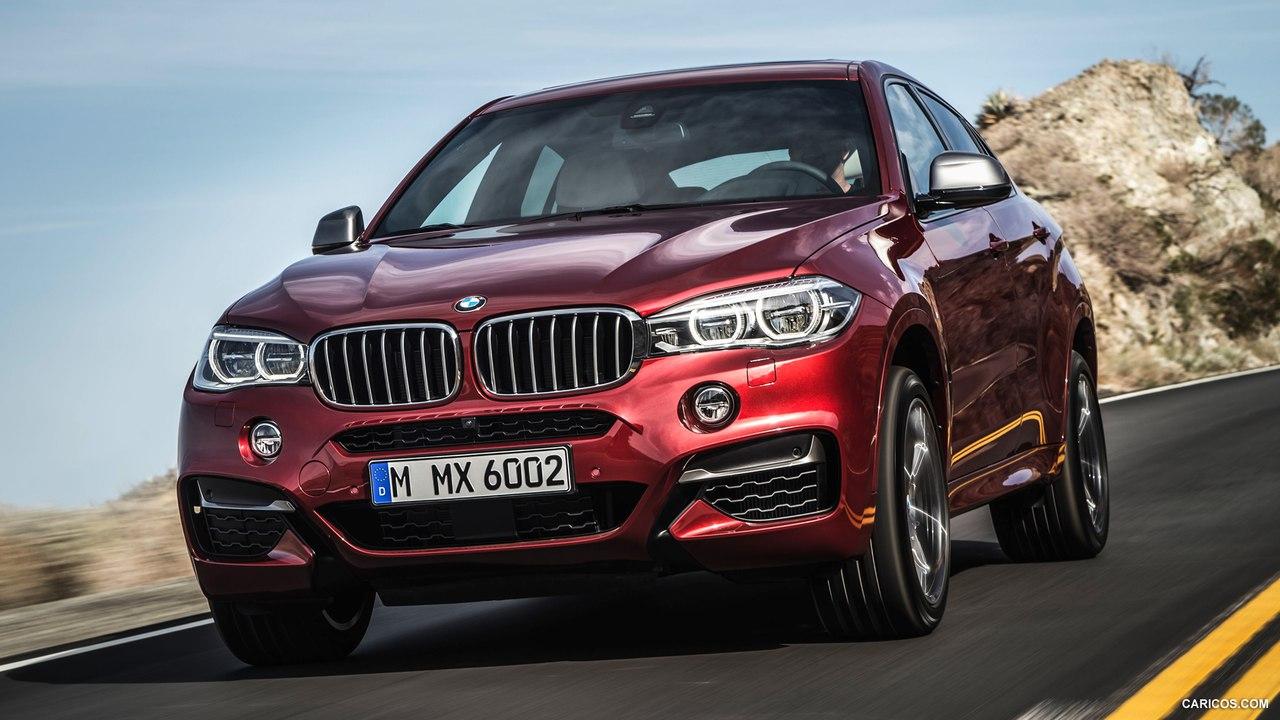 Замена масляного фильтра BMW x6