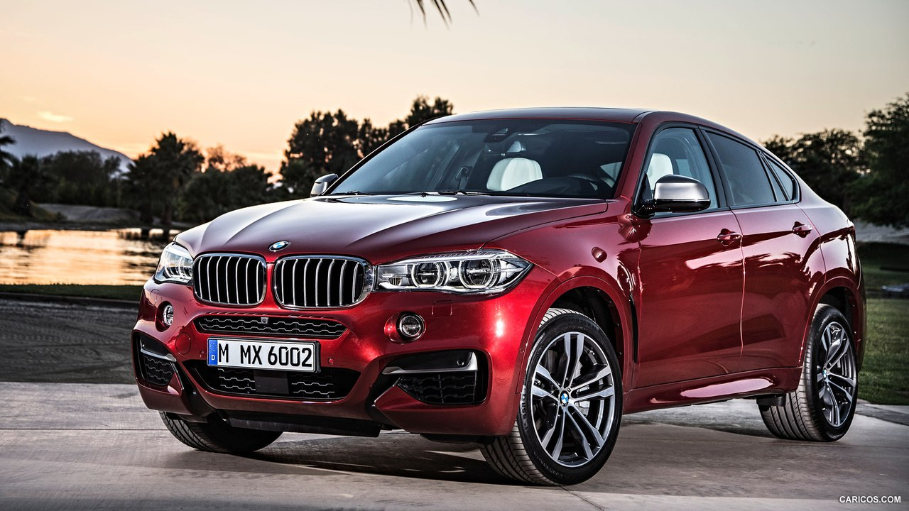 Проверка ходовой части BMW x6 в СПб