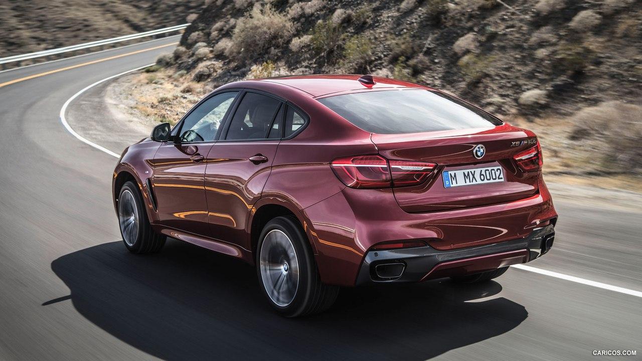 Проверка тормозной системы BMW x6 в СПб
