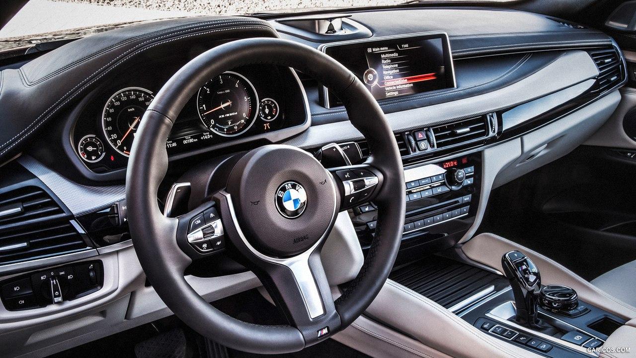 Проверка работы кондиционера BMW x6 в СПб