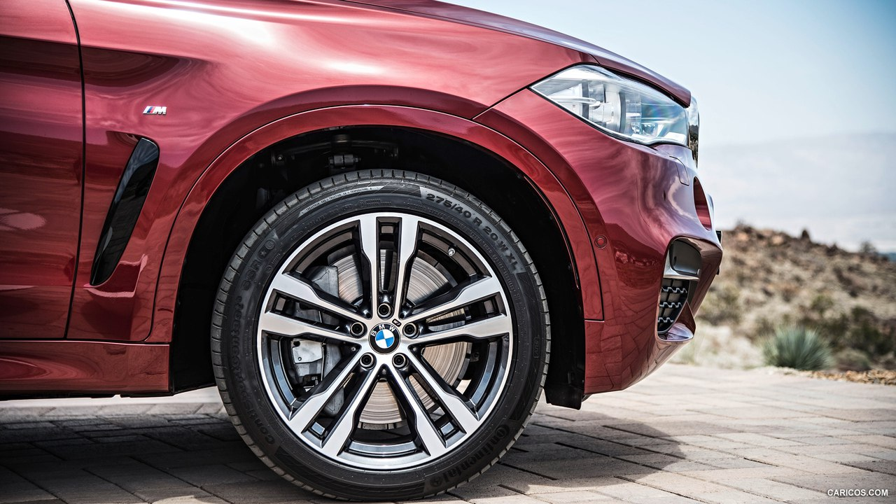 Тормозная система BMW x6 в СПб